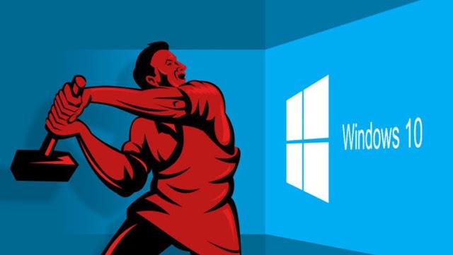 Windows 10 Bilgisayarınız Sıfırlanırken Bir Hata Oluştu Çözümü