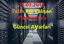 Photo of Fatih 2019-2020 Psiphon Çalışan Ayarları