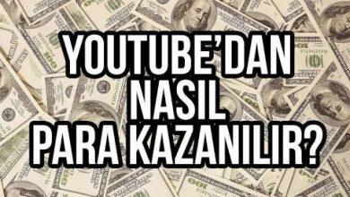 Photo of Youtube ile Para Kazanmak – Youtube'dan Nasıl Para Kazanırım?