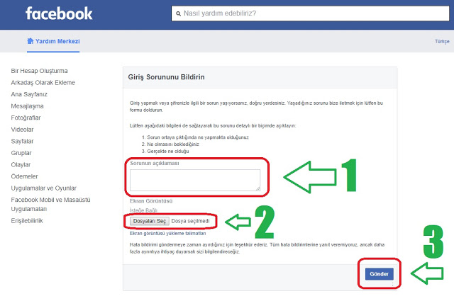 facebook profil onaylatma, facebook sayfa doğrulama talebi, facebook profil doğrulama, facebook profil mavi tik yapma, facebook doğrulanmış sayfa talebi, facebook sayfa doğrulama 2018,