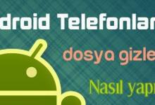 Photo of Android Dosya Gizleme Uygulaması
