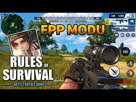 Rules Of Survival FPP Modu Açma, rules of survival, ros,FPP modu açma, fpp modu acma rules of survival, fpp nasıl açılır Rules Of Survival, Rules Of Survival Open FPP Mode,