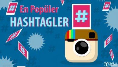 Photo of Instagram'da En Çok Beğeni-Takipçi Getiren Etiketler (Hashtagler)