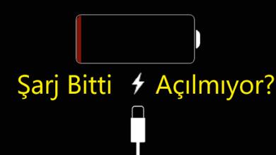 Photo of İphone Şarjı Bitince Kapandı Açılmıyor Sorunu Çözümü