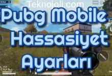 Photo of PUBG Mobil Hassasiyet Ayarları (Dünyanın En İyi Hassasiyet Ayarları)