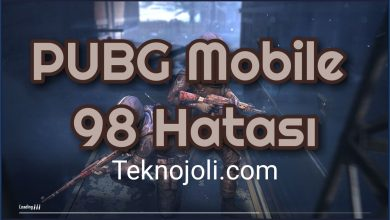 Photo of PUBG Mobile 98 Hatası
