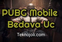 Photo of PUBG Mobile Bedava Uc