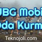 PUBG Mobile Oda Kurma