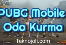 Photo of PUBG Mobile Oda Kurma
