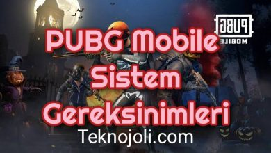 Photo of PUBG Mobile Sistem Gereksinimleri
