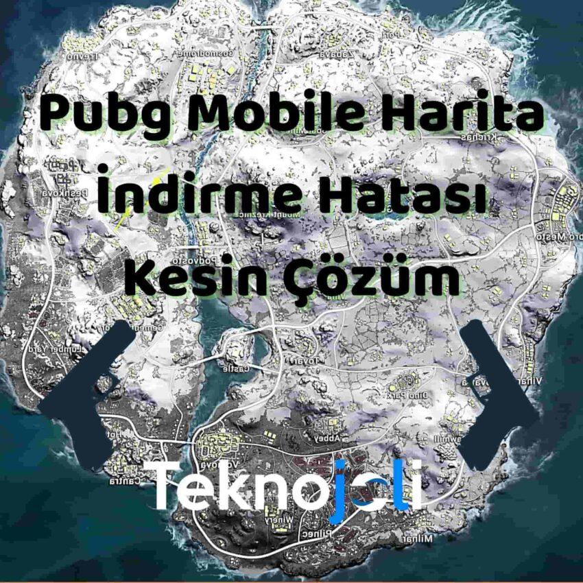 Pubg Mobile Harita İndirme Hatası