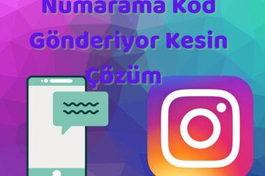 instagram-eski-numarama-kod-gonderiyor